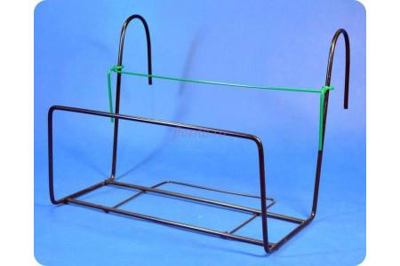 Держатель для балконных ящиков металлический