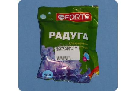 Средство для изменения цвета гортензий «Радуга» Бона Форте (Bona Forte) 100 г