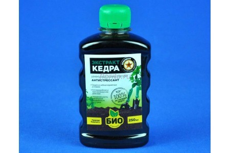 Био:экстракт кедра 250мл (иммуностим.)