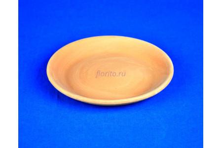 Поддон гончарный керамический «Терракот №2» (15см) П102